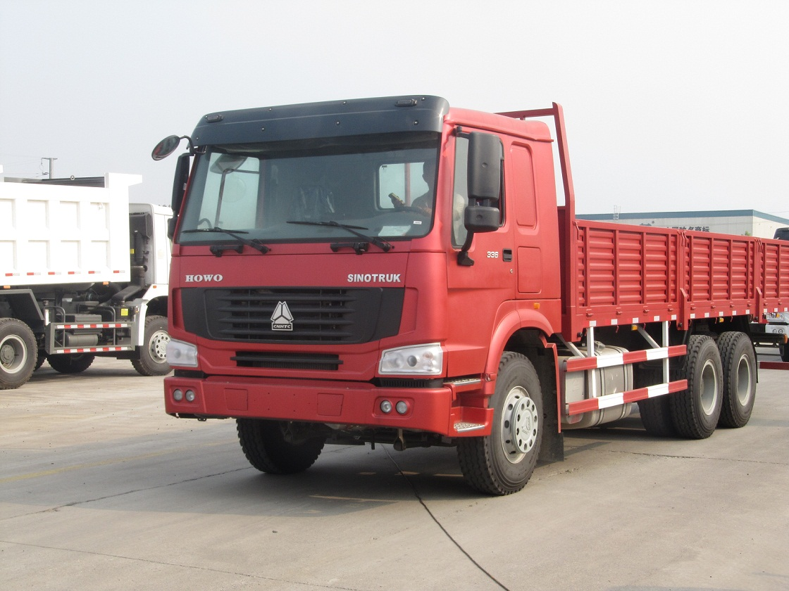 howo 6x4 cargo truck for sale